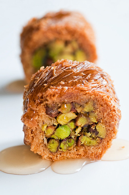 Lebanese Baklava | Flickr - Photo Sharing!