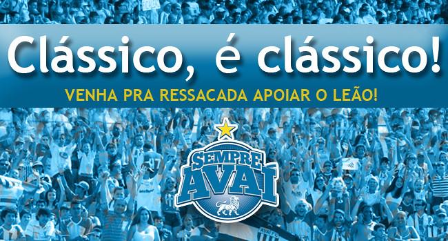 avaí banner