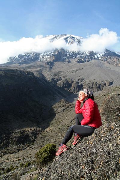 6435445473 44ba163173 z Viaje de exploración a Tanzania :: Días previos a la cumbre del Kilimanjaro