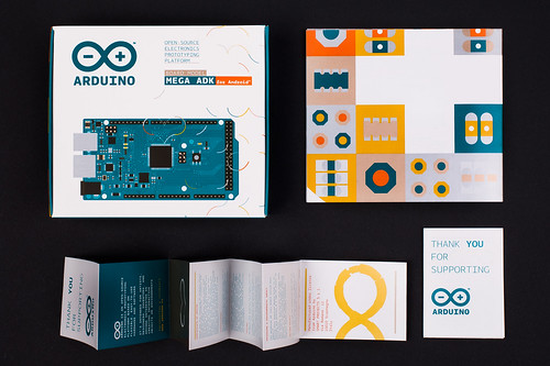 Arduino new packaging for products