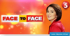 FACE TO FACE - JULY 10, 2012 PART 1/5