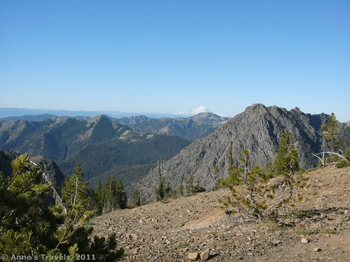 View from Longs Pass, Okanogan-Wenatchee National Forest, Teanaway Area, Washington