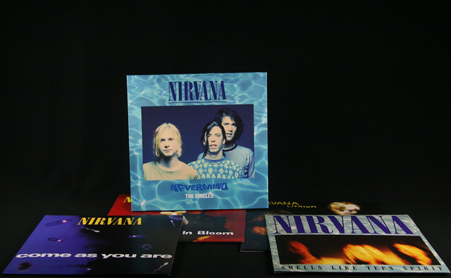 "Nirvana ""Nevermind (The Singles)"""