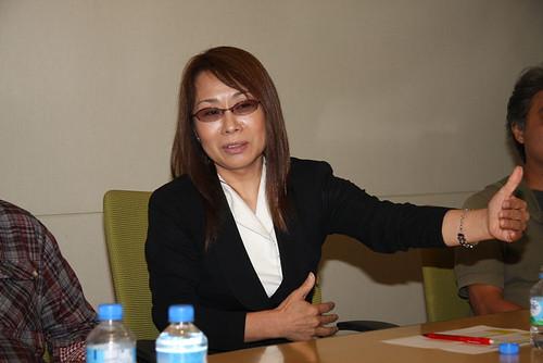 田中栄子〔田中榮子,Eiko TANAKA〕2009 ver.