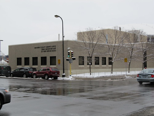 Hennepin County Sheriff's Office Crime Laboratory Unit
