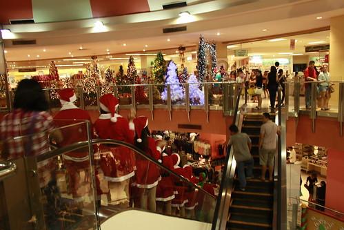 landmark santa claus parada