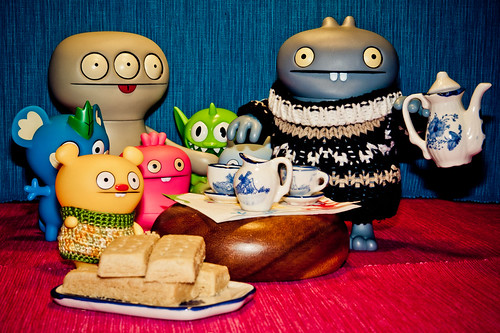 "Uglyworld #1359 - Babo's ""Tea-hee"" Party (Project BIG - Image 339-365) by www.bazpics.com"