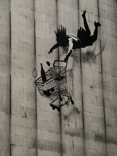 Banksy: Shop Til You Drop