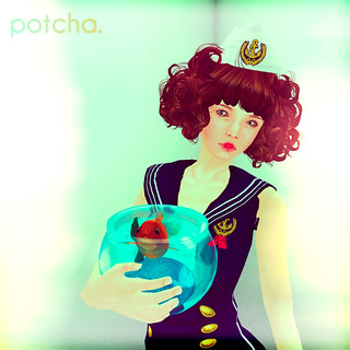 DONA girl's skin by potcha.