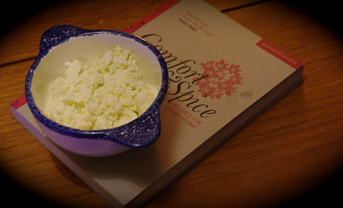 Homemade Ricotta by bearwithaspoon
