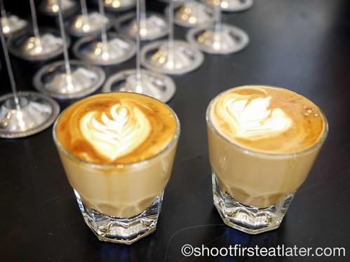 Blue Bottle Coffee, Mint Plaza- gibraltar coffee