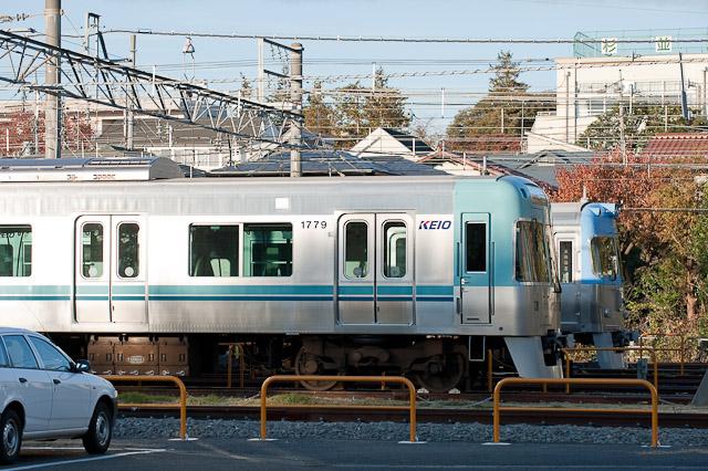 京王電鉄井の頭線 3000系 3028F 最終日 1205