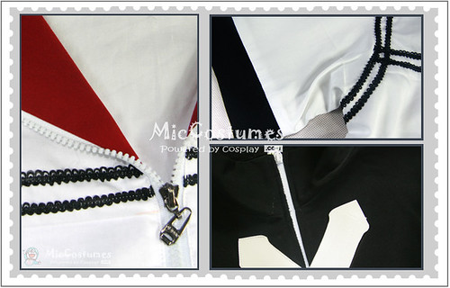 Kingdom Hearts Roxas Cosplay Costume_2