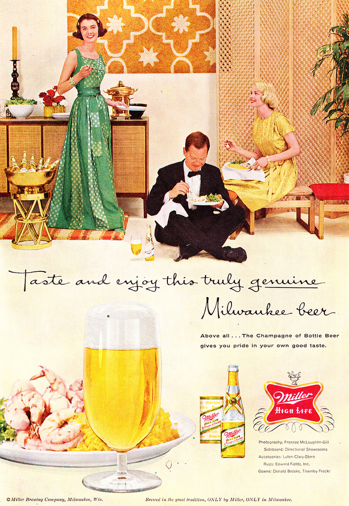 Miller-1959-party