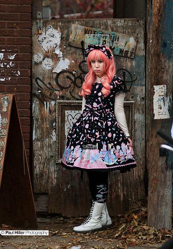 Toronto Gothic Lolita Fashion