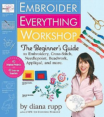 Embroider Everything Workshop