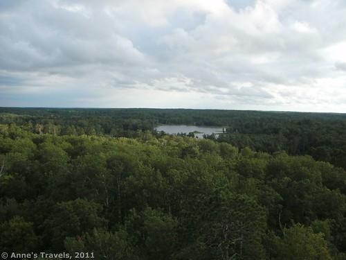 Lakes at Itasca State Park, Minnesota