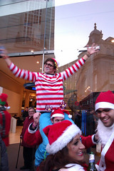 Where's Santa Wally - Santacon 2011