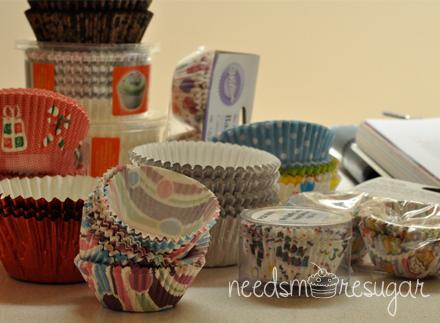 Cupcake Paper Cases