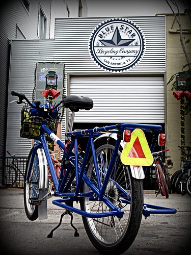 Yuba Mundo Visit Blue Star Bike Shop by MPR-Photo