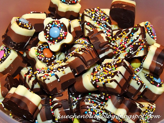Überraschungs Schokolade