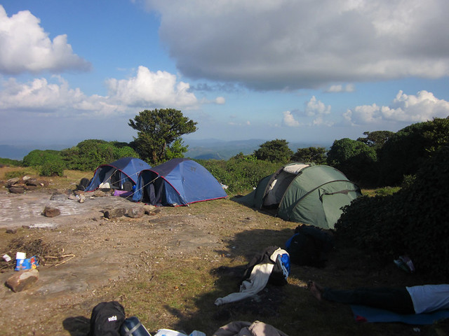 Kumara_Parvatha_Trek_Pushpagiri_Top_Tents