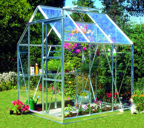Eden Countess 5ft Wide Greenhouse