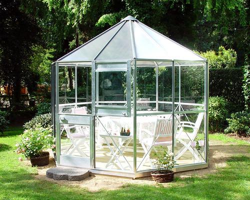 Greenhouse Eden Pleiades Greenhouse silver