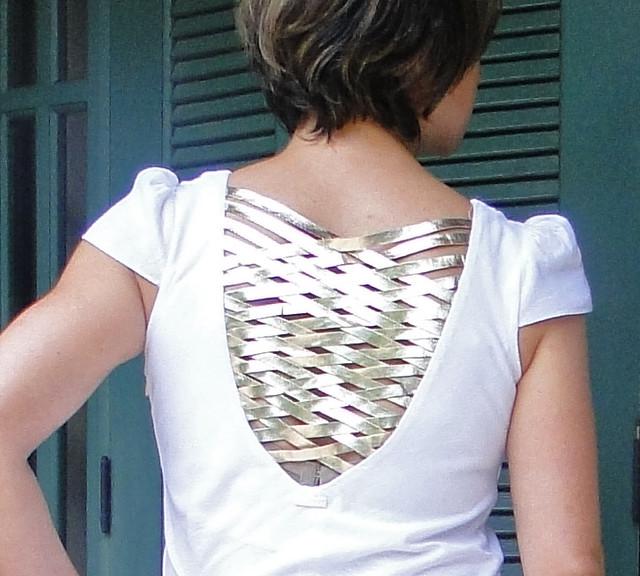 Detalhe costas