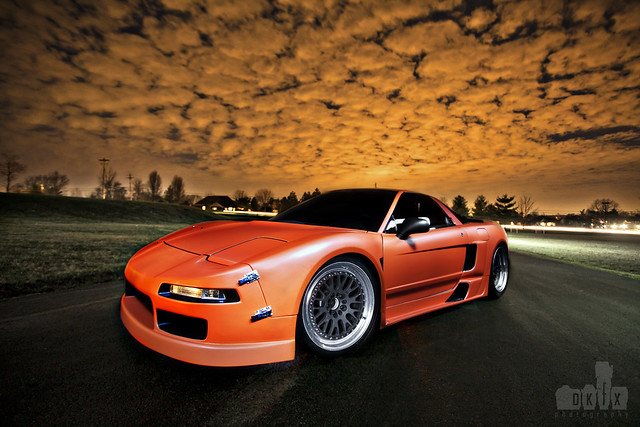 the creamsicle brians nsx