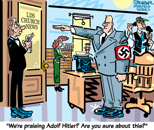 Nazis and Mormons