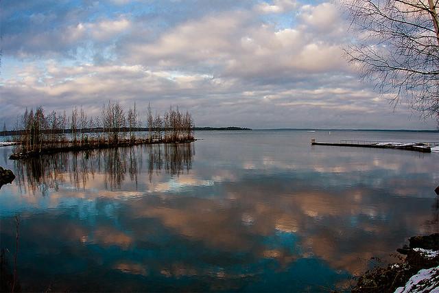 Tampere lake