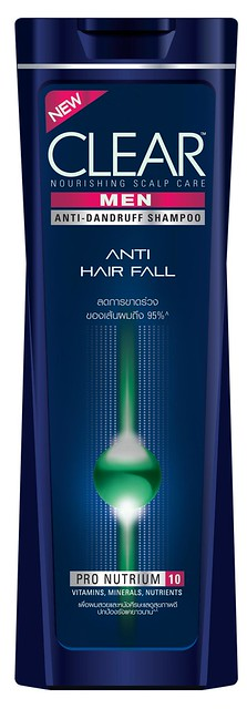 Men Anti Hair Fall_350ml