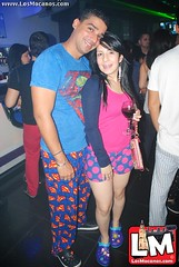 Pijama party Ditto Bernard vs Franchy Man @ Moccai Glam Club