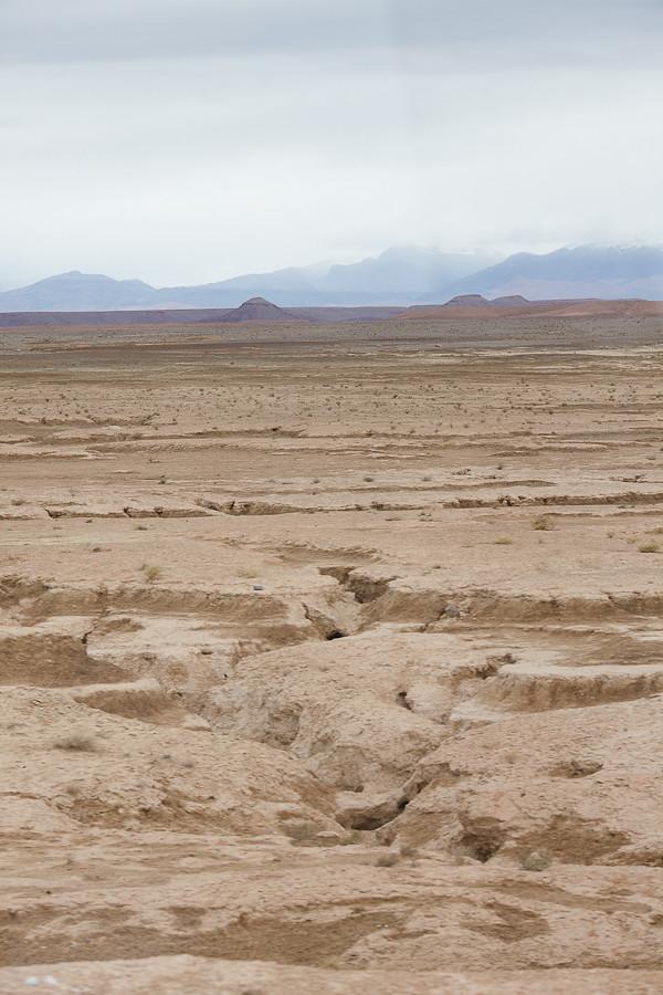 Maroc 2011 - Près de Dadès