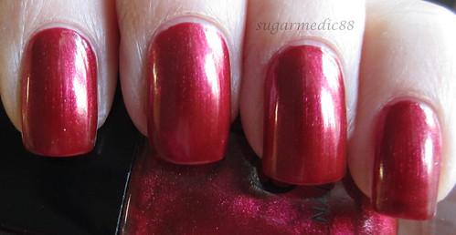 ELF Red Velvet