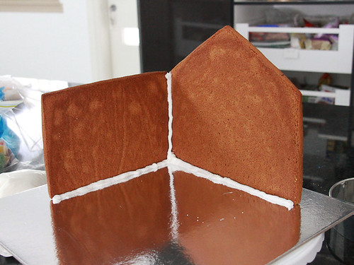 Gingerbread house-3