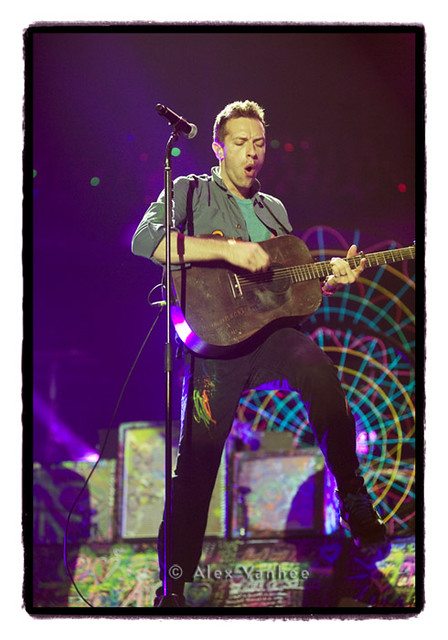 Coldplay 18 december 2011 Antwerp