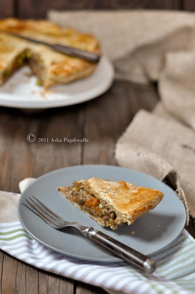 Goat & Peas Pie1