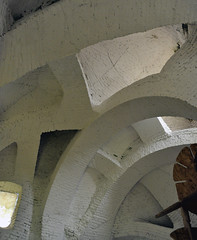 andré bloc, sculpture-habitacle 2, interior, meudon, paris, france 1964