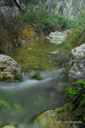 Río Alhárabe by José Luis Buendía