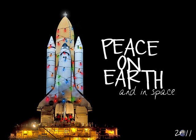 2011 Peace On Earth And In Space Flickr Photo Sharing