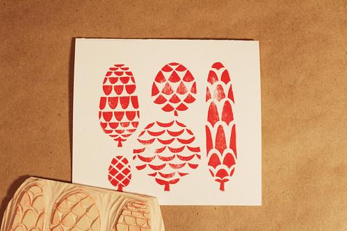 Christmas card 2011_card B