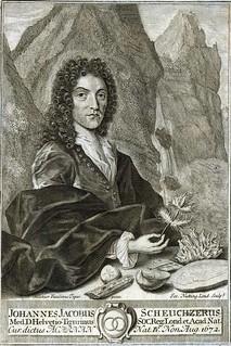 Johannes Jacobus Scheuchzerus