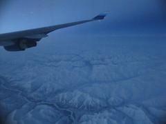 Siberia (SFO-HKG)