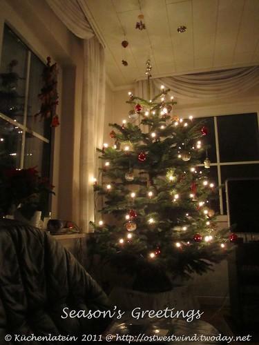 Weihnachtsgruß 2011