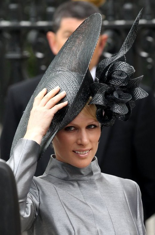 Zara Phillips (Royal Wedding)