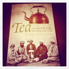 Tea by John Griffiths.