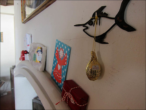 special christmas decoration holder