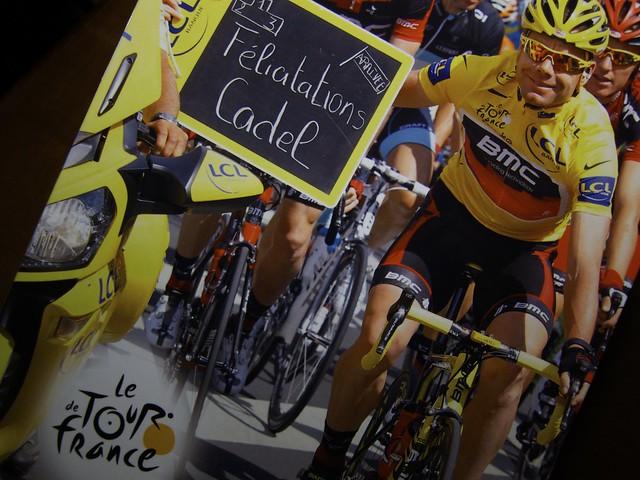 Tour de France 2011 Blu-ray